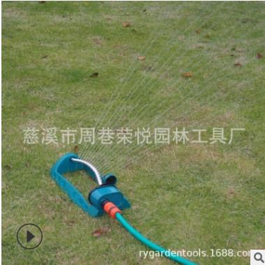桥梁养护 草坪灌溉 除尘降温 亚马逊热销产品 塑料15孔摇摆洒水器