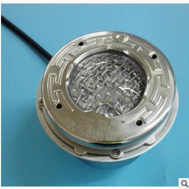 泳池水底灯-LED嵌入式泳池池底灯-深圳市游泳池水底灯批发