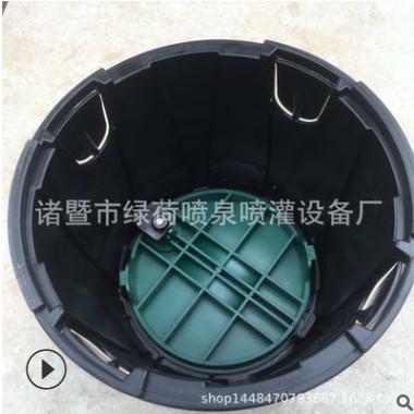 厂家直销10寸阀门箱VB910绿化草坪取水地埋箱塑料灌溉设备