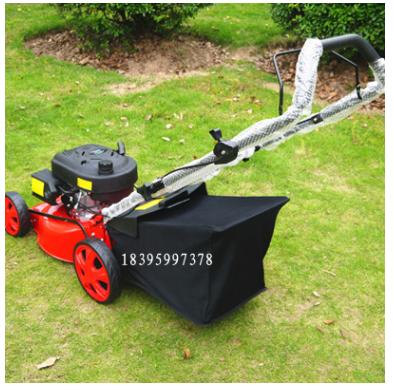 6马力20寸四冲程汽油草坪机手推式割草机自走式侧排草坪机