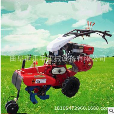 多用途农用新款果园微耕机多功能开沟培土田园管理机价格