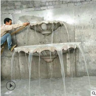 厂家生产黄锈石喷泉 跌水喷泉 风水球喷泉 欢迎订购