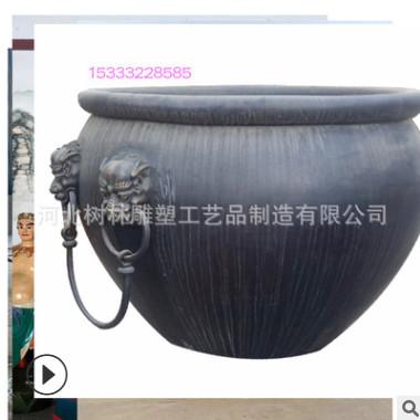 供应故宫铜缸 铜大缸铸造厂家 雕塑大铜缸工艺品定金