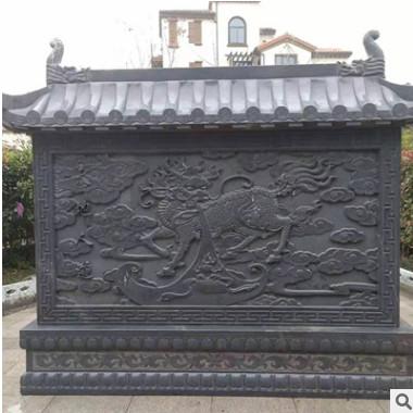 石头工艺品厂家加工定制石雕浮雕影壁墙大型浮雕广场大型浮雕