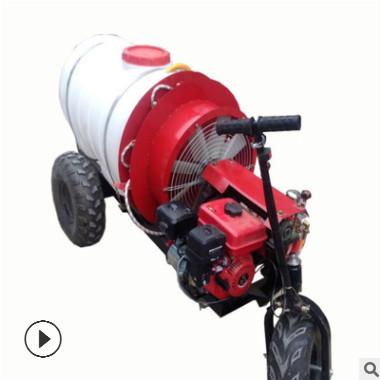 新型果树高压打药机汽油动力果蔬喷雾机农用打药机远程高雾化