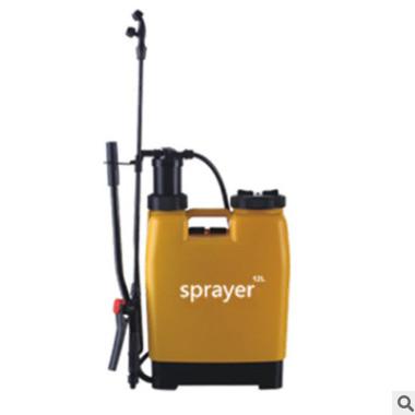 江南喷雾器 新款 12L 园艺用 背负式 手动 吹塑 PE 喷雾器