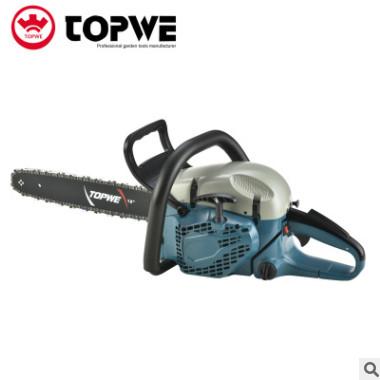 厂家直销大功率油锯 链条伐木锯便携式小油锯毛竹锯伐木锯