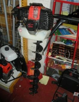 种植机械单人钻挖坑机植树机