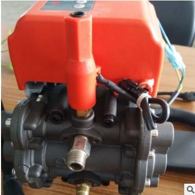 48V电动打药机 微型园林果树打药泵 蔬菜大棚高压喷雾泵山区专用