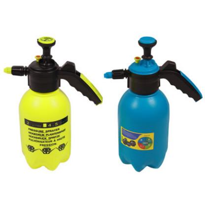 壶园艺园林喷壶 浇花压喷壶 浇花压力塑料彩色气压喷壶