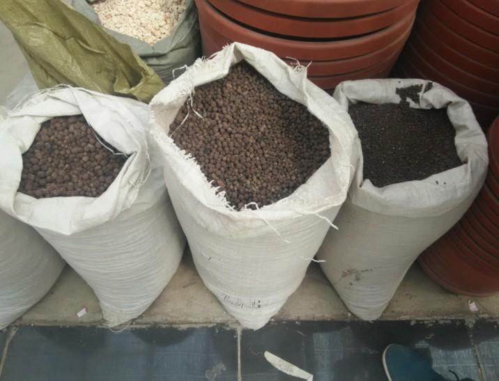 大号陶粒球无土栽培水培基质多肉栽培排水透气防根烂
