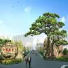 厂价直销园林景观工程项目 景区景观工程 专业专注专精工程队