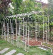 植物生长爬藤架 藤蔓爬藤架 花盆支架 花支柱