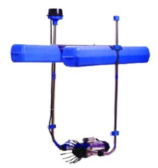 潜水式推流曝气/浮筒式推流曝气/景观水推流机/HCBQ-AF