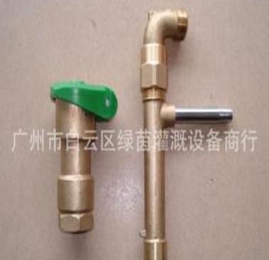 1寸黄铜快速取水阀 DN25灌溉取水器 取水栓