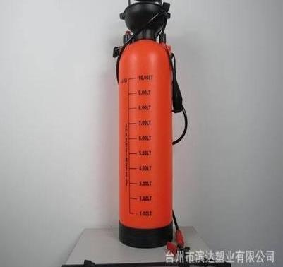 气压塑料喷雾器园林浇花喷雾壶高品质PE吹塑园林出口专用