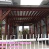 广东哪里有防腐木花架出售?