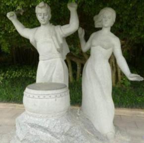 岳阳水泥雕塑,岳阳人物雕塑,岳阳城市雕塑
