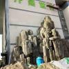 广东澡堂外景塑石假山