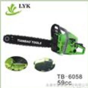 供应汽油锯XL-6058园林工具XL-草坪机