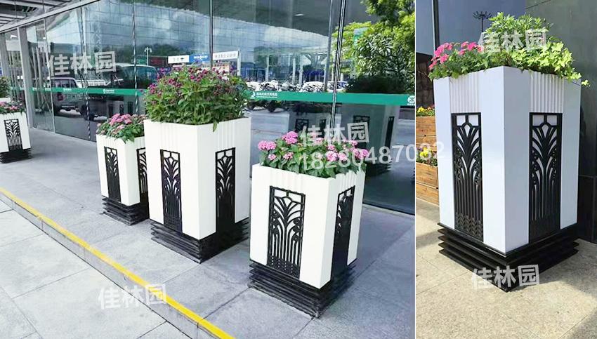 供应PVC花箱价格面议上海