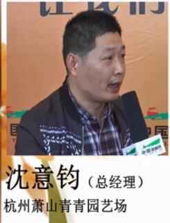 苗木经纪人 沈意钧 刘长鹏 专访 (285播放)