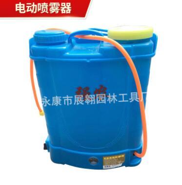 农用背负式多功能电动喷雾器 背负式高压防疫消毒喷壶喷雾器