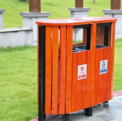 重庆垃圾箱厂价格 16年垃圾桶厂家-鑫安园林