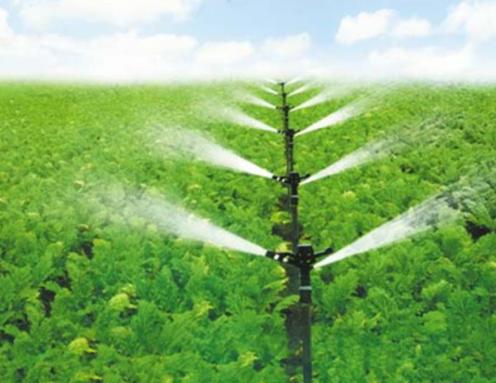 园林灌溉喷头