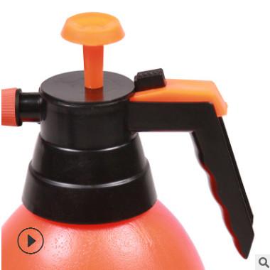 园艺园林喷壶 手压式塑料喷壶 浇花气压 压力彩色塑料喷壶