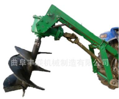 植树挖坑机 树苗挖坑机 土地打孔机 种树专用挖坑机