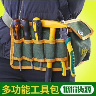厂家直销英斯特腰包 多规格多插袋维修工具包水暖机械电工腰包