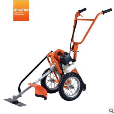 新型多功能手推割草机单人家用大功率除草机汽油动力打草机