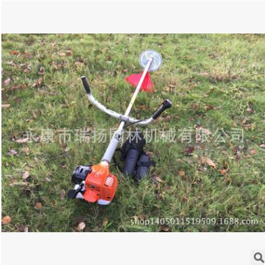 二冲程割草机436R割灌机打草机,胡斯华纳款443R 446R侧挂式割草机