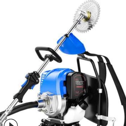 厂家直销割草机四冲程背负式割灌机多功能家用汽油机除草机神器