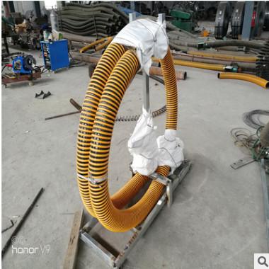 潍坊生产厂家小型吸粮机 便携式车载吸粮机 颗粒物料等螺旋输送机