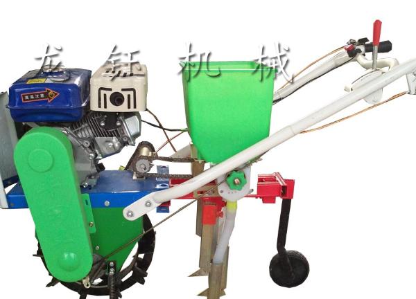 汽油播种机 龙钰机械LY-750型多功能汽油播种机
