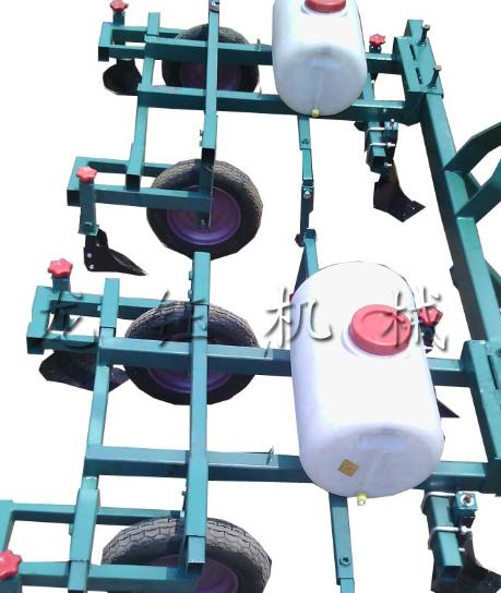 地膜机 龙钰机械LY-BF60型播种施肥喷药覆膜机