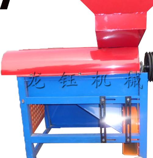 玉米脱粒机 龙钰机械LY-70型玉米剥皮脱粒一体机