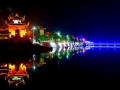 月亮湾城市阳台工程(一期)-景观亮化招标控制价