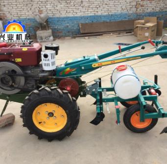 韩城 果园大葱培土机挖沟机 开沟施肥培土旋耕机