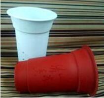 厂家直销批发塑料花盆圆形直边塑料花盆优质PP四色塑料兰花盆