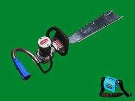 绿节牌环保节能24伏锂电型单刃电动绿篱机