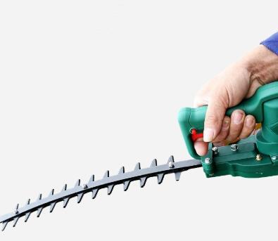 电动绿篱机 电动冬青修球器 弯刀弧刀园林修剪机