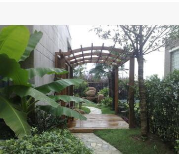 园林绿化、喷泉、廊亭、花架小品