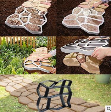 园林景观钢结构塑料地模路面水泥混凝土摊铺机