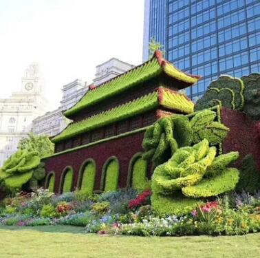 园林景观设计 绿化工程建设 生态餐厅景观设计