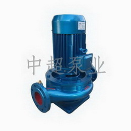 冷却塔循环泵 GD80-21 立式离心泵 立式管道泵 管道离心泵