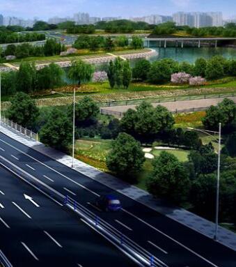 金山区卫清西路(东平南路~杭州湾大道)道路改建工程设计、勘察、施工一体化