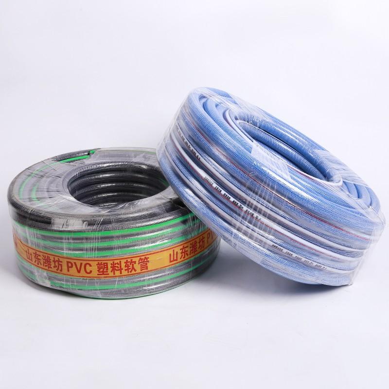 软管pvc线管无毒无味防冻耐压钩编管蛇皮管花园水管